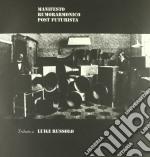 (LP VINILE) MANIFESTO RUMORARMONICO                   lp vinile di Artisti Vari