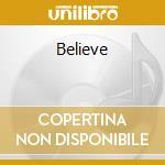 Believe cd musicale