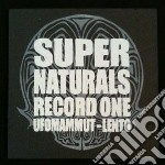 Ufomammut & Lento - Supernaturals Record One cd musicale di Ufomammut & lento