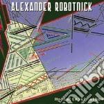 MY LA(TE)ST ALBUM cd musicale di ROBOTNICK ALEXANDER