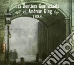 Les Sentiers Conflic - 1888 cd musicale di LES SENTIERS CONFLIC