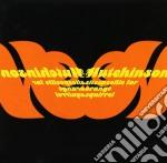 SITESPECIFIC FOR ORANGE SQUIRREL          cd musicale di The Hutchinson