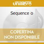 Sequence o cd musicale