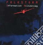 Folkstorm - Information Blitzkrieg cd musicale di FOLKSTORM