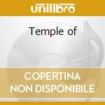 Temple of cd musicale