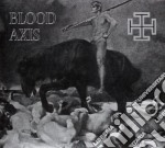 Blood Axis - The Gospel Of Inhumanity cd musicale di Axis Blood