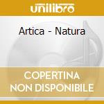 Artica - Natura cd musicale di ARTICA