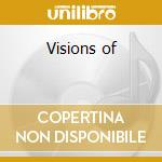 Visions of cd musicale