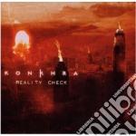 Konkhra - Reality Check cd musicale di KONKHRA