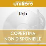Rgb cd musicale