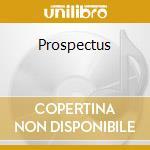 Prospectus cd musicale