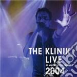 Klinik - Live At Wave-gotik-treffen 2004 cd musicale di KLINIK