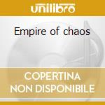 Empire of chaos cd musicale