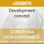 Development concept cd musicale