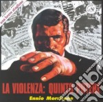 Ennio Morricone - La Violenza: Quinto Potere / Una Breve Stagione cd musicale di O.S.T.