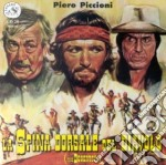 Piero Piccioni - La Spina Dorsale Del Diavolo cd musicale di O.S.T.