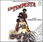 Piero Piccioni - La Tempesta cd musicale di MISCELLANEE