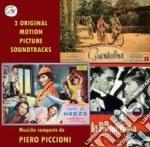 Guendalina / Nata Di Marzo / La Parmigiana cd musicale di Piero Piccioni