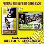 Angelo Francesco Lavagnino - La Donna Del Fiume / La Risaia cd musicale di Miscellanee