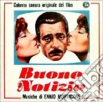 Buone Notizie cd musicale di Ennio Morricone