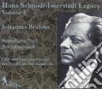 Schmidt Isserstedt Hans Vol.1  - Schmidt Isserstedt Hans Dir  /chor Und Sinfonieorchester Des Norddeutschen Rundfunks cd musicale