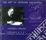 ABENDROTH HERMANN VOL.11 cd musicale