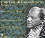 Schmidt Isserstedt Hans Vol.2  - Schmidt Isserstedt Hans Dir  /sinfonieorchester Des Norddeutschen Rundfunks cd musicale