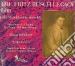 Busch Fritz Vol.3  - Busch Fritz Dir  /winterthur Symphony Orchestra cd musicale