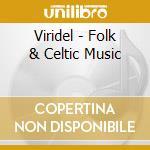Folk & celtic music cd musicale