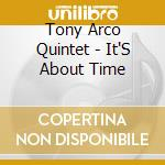 It's abuot time cd musicale