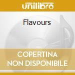 FLAVOURS cd musicale di VITO GIORDANO QUARTE
