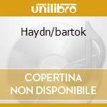 Haydn/bartok cd musicale