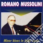 Romano Mussolini - Minor Blues In Saint Louis cd musicale di MUSSOLINI ROMANO