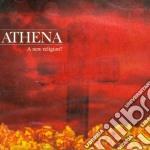 Athena - A New Religion cd musicale di ATHENA