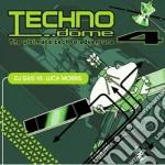 Artisti Vari - Technodome 4 cd musicale di ARTISTI VARI