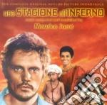 Maurice Jarre - Una Stagione All'Inferno cd musicale di O.S.T.
