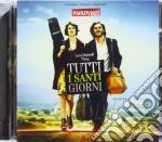 Franco Piersanti - Tutti I Santi Giorni cd musicale di Artisti Vari