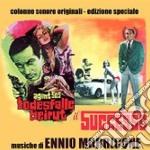 CD - O.S.T. - LA TRAPPOLA SCATTA A BEIRUT cd musicale di Ennio Morricone