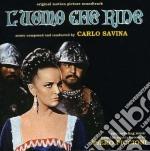 Piero Piccioni - L'Uomo Che Ride cd musicale di Carlo Savina
