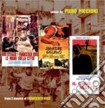 Salvatore Giuliano / Il Caso Mattei / Le Mani Sulla Citta' cd musicale di Piero Piccioni