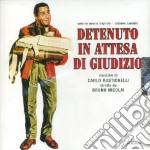 Carlo Rustichelli - Detenuto In Attesa Di Giudizio cd musicale di Carlo Rustichelli