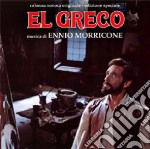 Ennio Morricone - El Greco cd musicale di Ennio Morricone
