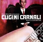 Claudio Mattone - Cugini Carnali cd musicale di Sergio Martino
