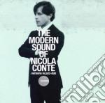 THE MODERN SOUND OF NICOLA CONTE          cd musicale di CONTE NICOLA