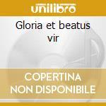 Gloria et beatus vir cd musicale di Antonio Vivaldi