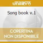 Song book v.1 cd musicale di Giorgio Gaslini
