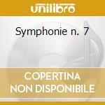 Symphonie n. 7 cd musicale di Gustav Mahler