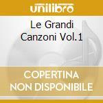 LE GRANDI CANZONI VOL.1 cd musicale di BASTELLI FRANCO
