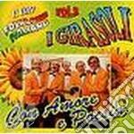 CON AMORE E POESIA VOL.2 cd musicale di Girasoli I