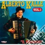 Alberto Kalle - Il Magnano cd musicale di Alberto Kalle